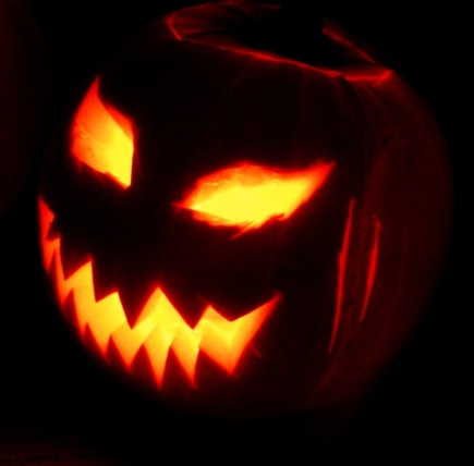 Writing Challenge: HalloweenQuestionnaire