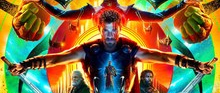 Hemsworths and Hiddlestons: Thor Ragnarok Review